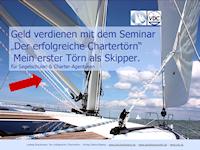Seminar-Konzept: Der erfolgreiche Chartertörn - Mein erster Törn als Skipper